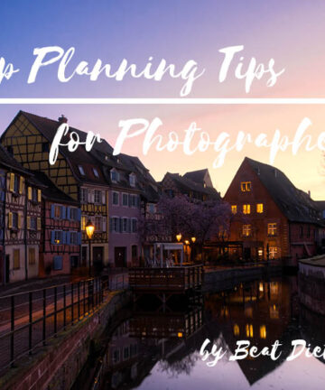 Trip Planning Tips for Photographers